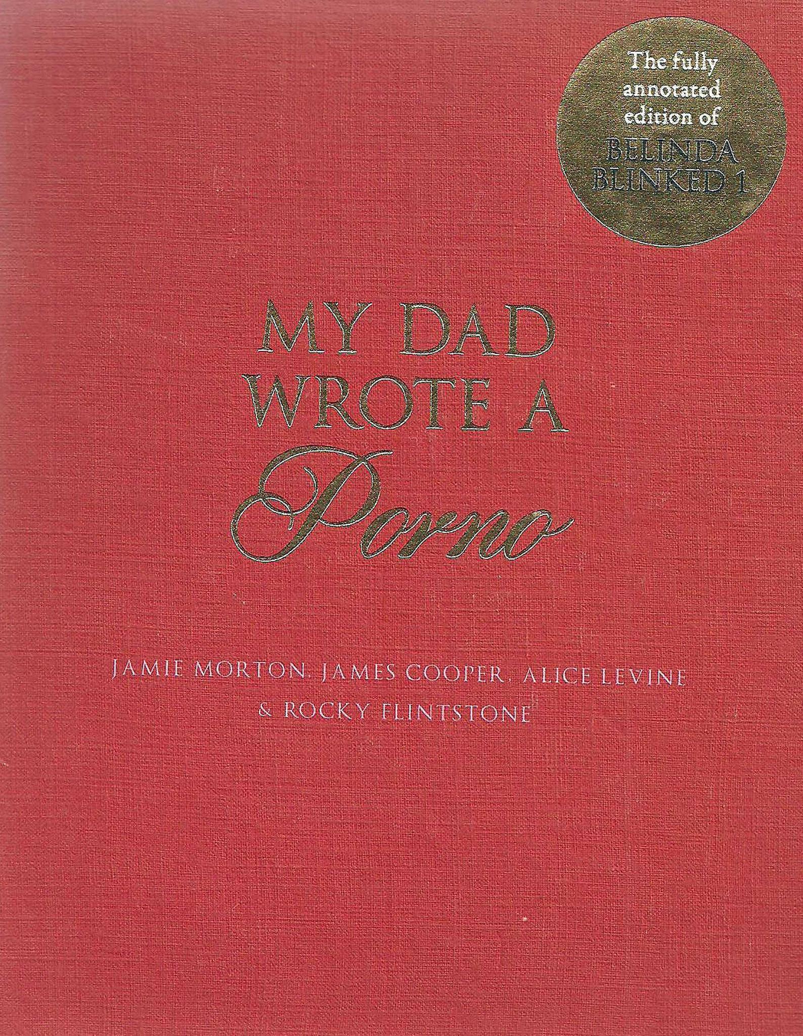 rocky flintstone author of the belinda blinked series
